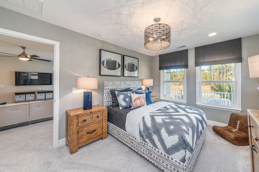 Bedroom featured in the Continental By Pulte Homes in Savannah, GA