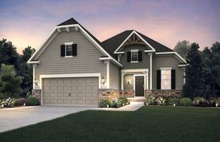 Castle Rock - The Ledges of Avery Walden: Strongsville, Ohio - Pulte Homes
