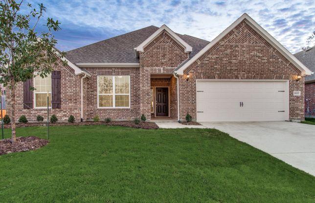 Kennedale Plan, Frisco, Texas 75035