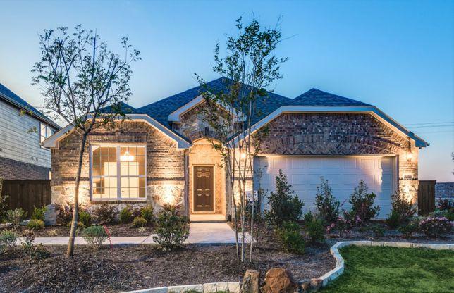Sendero At Veramendi In New Braunfels, TX, New Homes