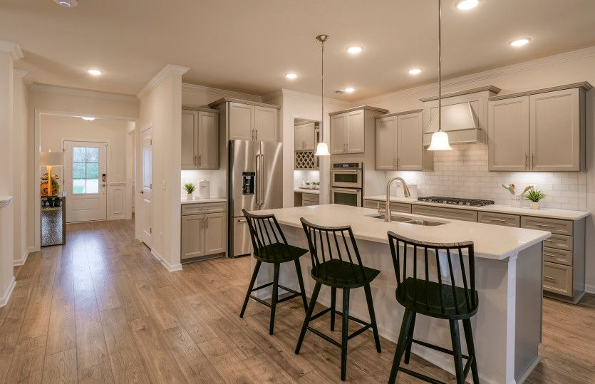 Kitchen featured in the Continental II By Pulte Homes in Nashville, TN