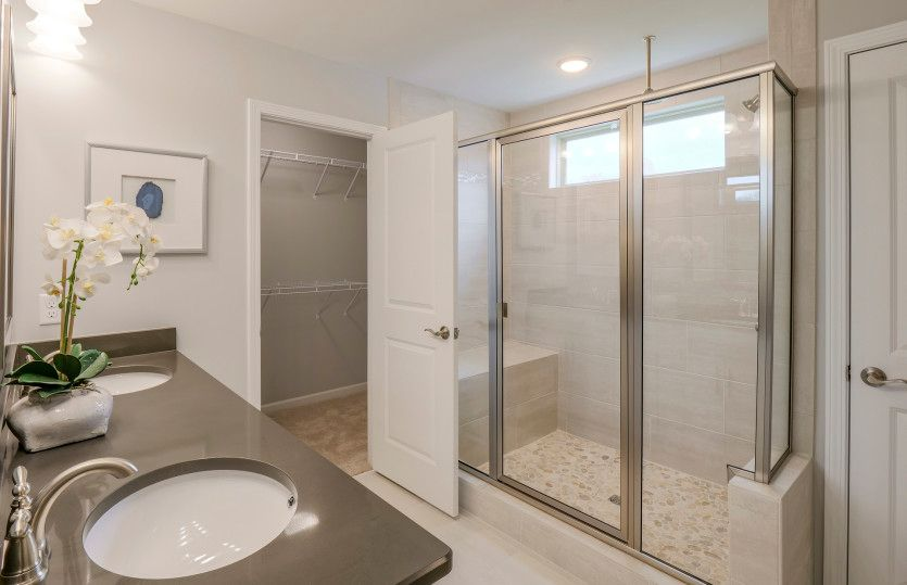 Bathroom featured in the Continental II By Pulte Homes in Nashville, TN
