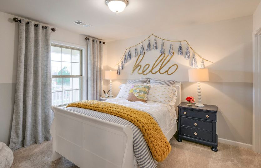 Bedroom featured in the Continental II By Pulte Homes in Nashville, TN