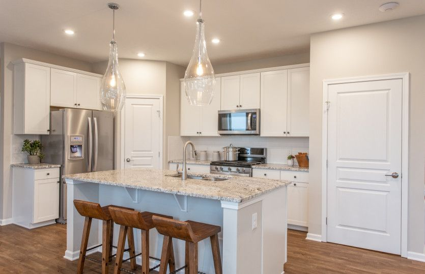 Kitchen featured in the Mercer By Pulte Homes in Cleveland, OH
