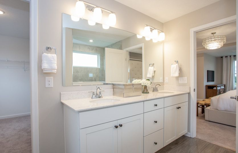 Bathroom featured in the Mercer By Pulte Homes in Cleveland, OH