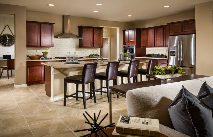 Kitchen featured in the Harlow By Pulte Homes in Riverside-San Bernardino, CA