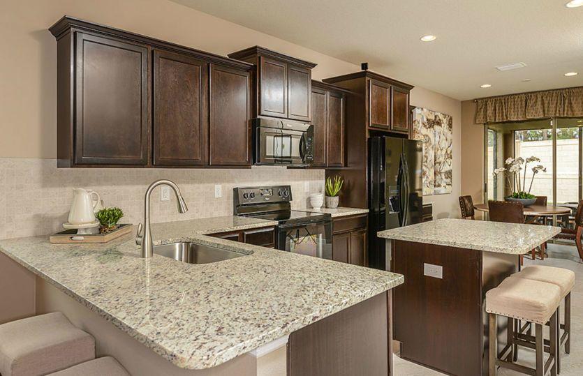Kitchen-in-Tropic-at-Live Oak Lake-in-Saint Cloud