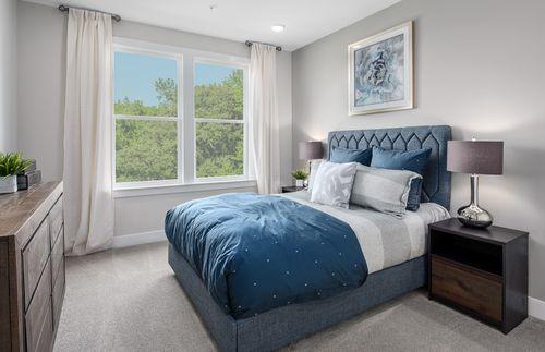 Bedroom-in-Saratoga-at-Clarksburg Town Center-in-Clarksburg