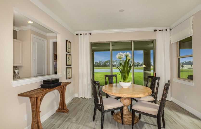 Breakfast-Room-in-Richmond-at-Enclave at VillageWalk-in-Orlando