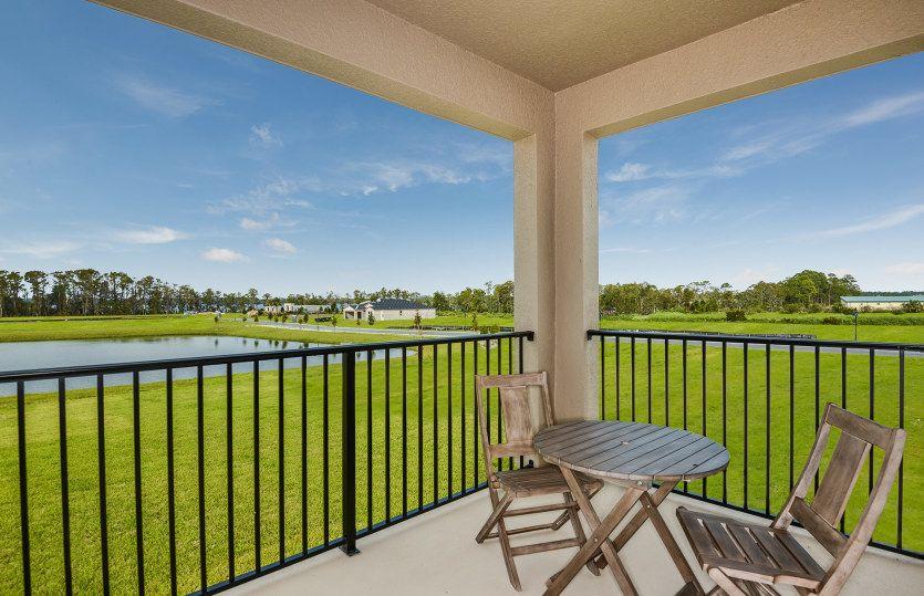 Patio-in-Richmond-at-Enclave at VillageWalk-in-Orlando