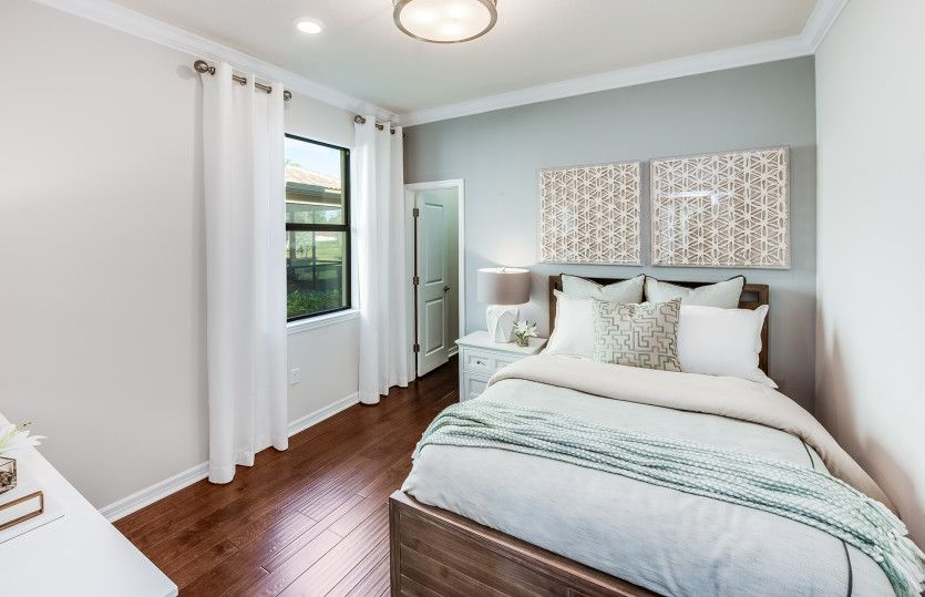 Bedroom featured in the Wyndham By Pulte Homes in Broward County-Ft. Lauderdale, FL