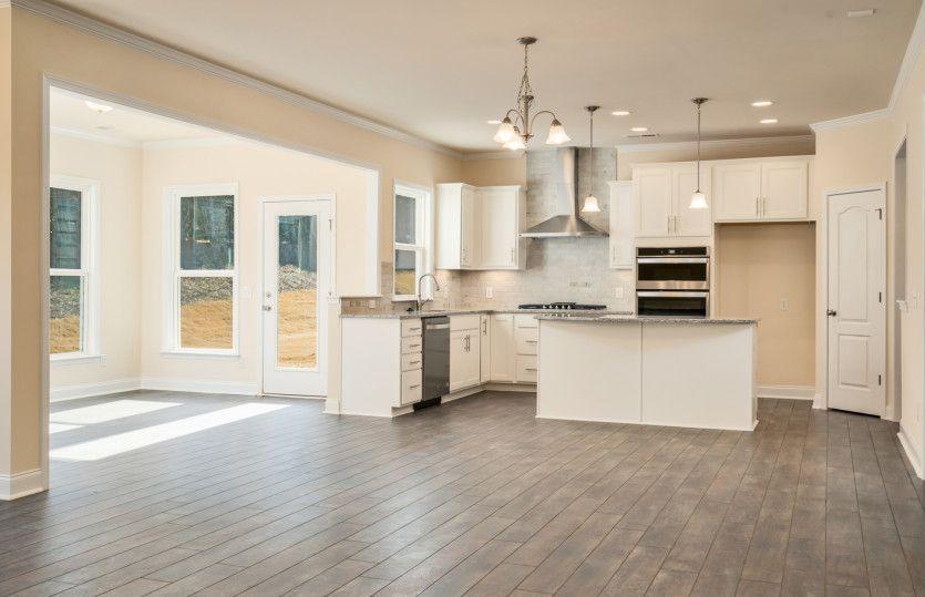 Kitchen-in-Wingate-at-Tilley Manor-in-Matthews