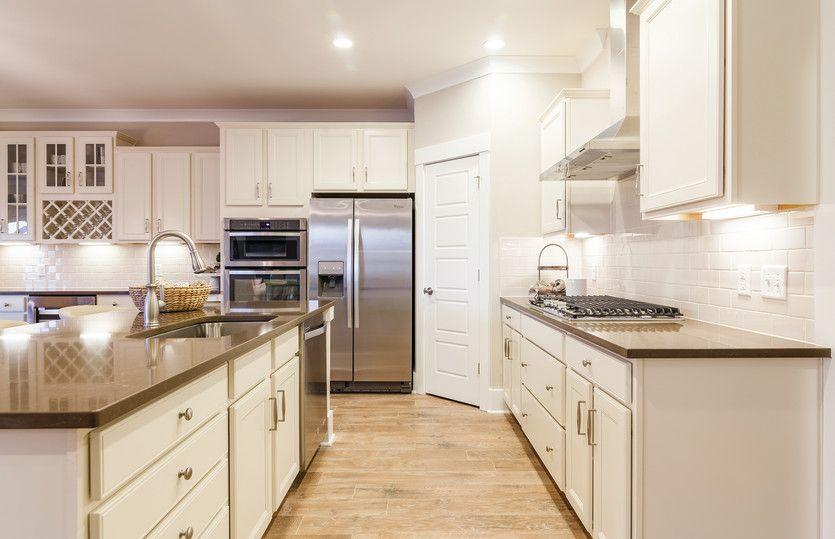 Kitchen-in-Furman-at-Stonecreek-in-Fuquay Varina