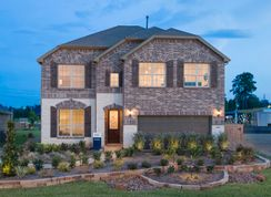 Caldwell - Inspiration: Wylie, Texas - Pulte Homes