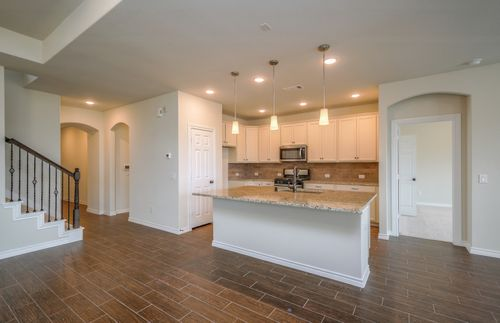 Kitchen-in-Laredo-at-The Villages at Harmony-in-Spring