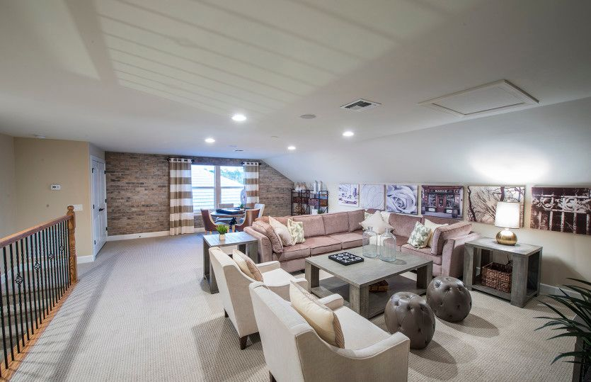 Living Area featured in the Summerwood By Pulte Homes in Fort Myers, FL