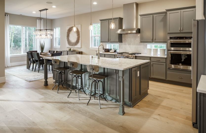 Kitchen featured in the Voyage By Pulte Homes in Seattle-Bellevue, WA