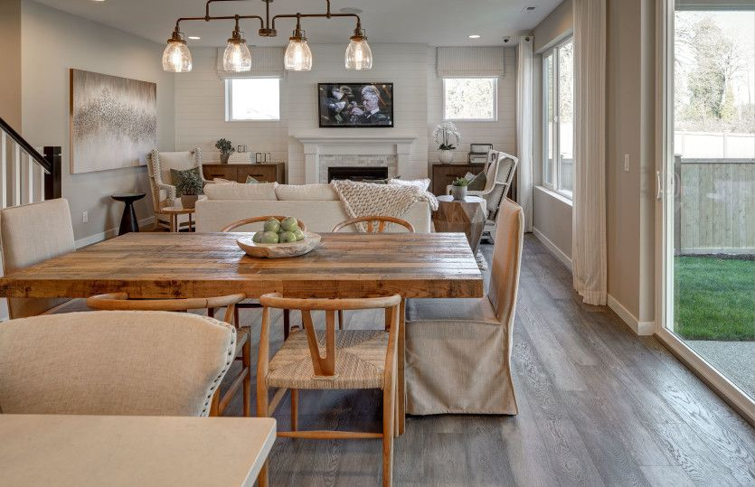 Living Area featured in the Wellington By Pulte Homes in Seattle-Bellevue, WA
