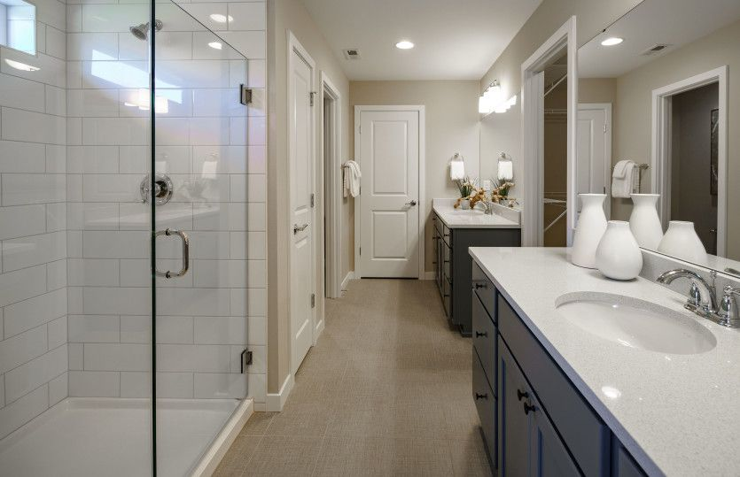 Bathroom featured in the Wellington By Pulte Homes in Seattle-Bellevue, WA