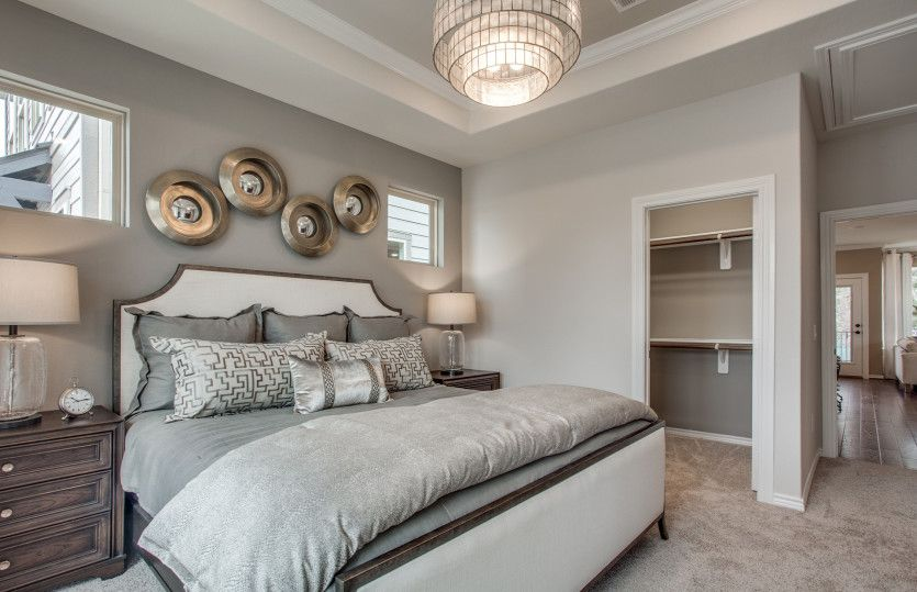 Bedroom featured in the Fallbrook By Pulte Homes in Houston, TX