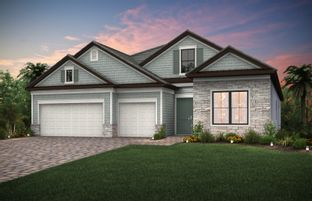 Stonewater - River Hall Country Club: Alva, Florida - Pulte Homes