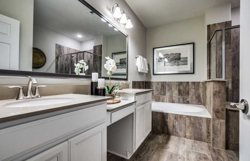 Bathroom featured in the Pinehurst By Pulte Homes in Houston, TX