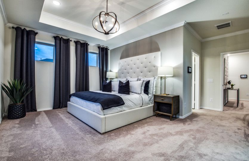 Bedroom featured in the Pinehurst By Pulte Homes in Houston, TX