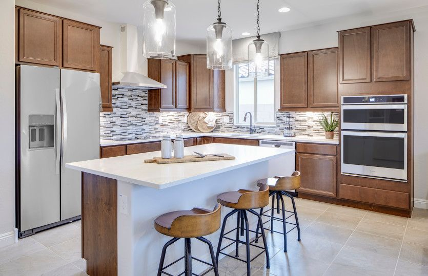 Kitchen featured in the Sandalwood By Pulte Homes in Phoenix-Mesa, AZ