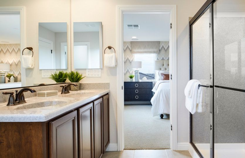 Bathroom featured in the Sandalwood By Pulte Homes in Phoenix-Mesa, AZ