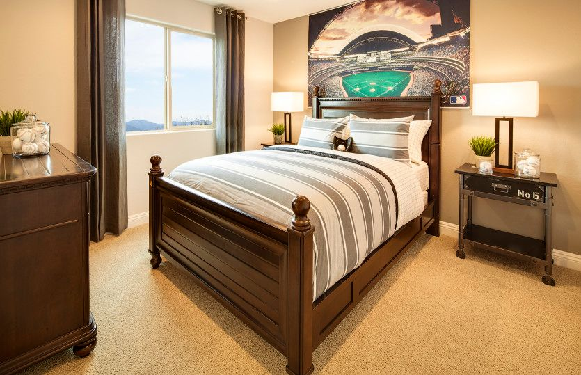 Bedroom featured in the Sandalwood By Pulte Homes in Phoenix-Mesa, AZ
