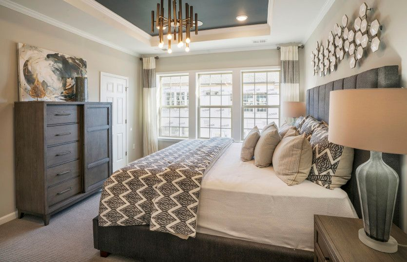 Bedroom featured in the Fairwood By Pulte Homes in Essex County, NJ
