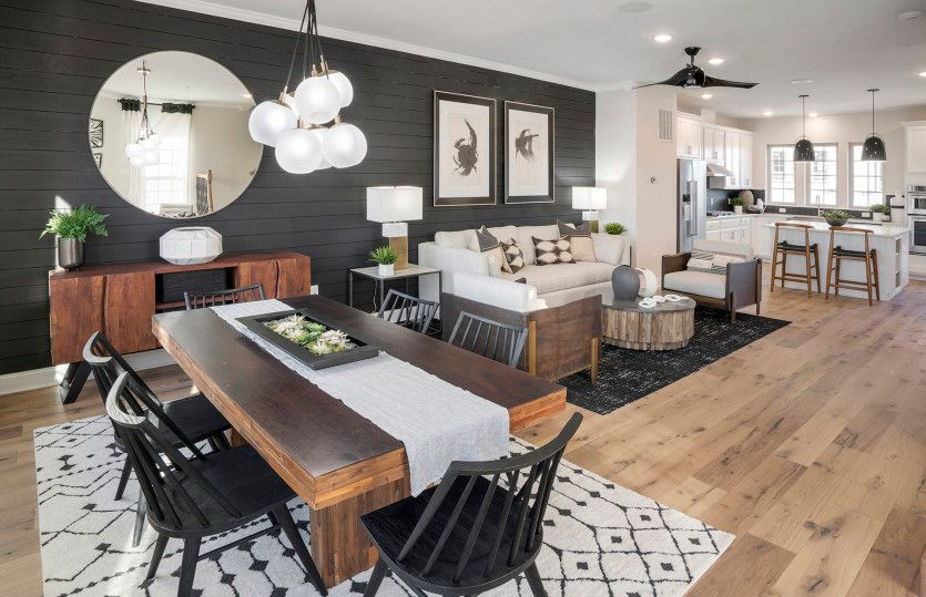 Living Area featured in the Frankton By Pulte Homes in Essex County, NJ