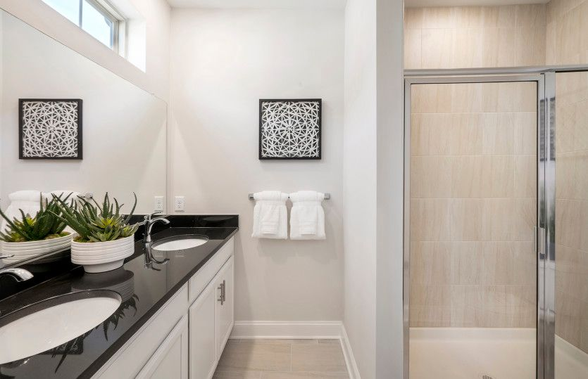 Bathroom featured in the Frankton By Pulte Homes in Essex County, NJ