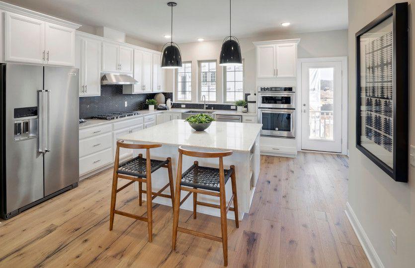 Kitchen-in-Frankton-at-Livingston Square-in-Livingston