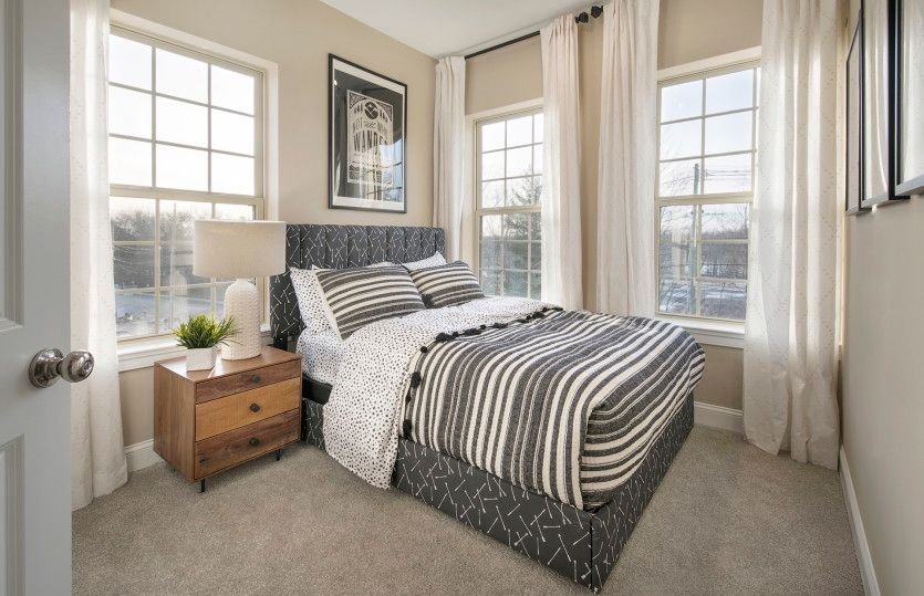 Bedroom featured in the Frankton By Pulte Homes in Essex County, NJ
