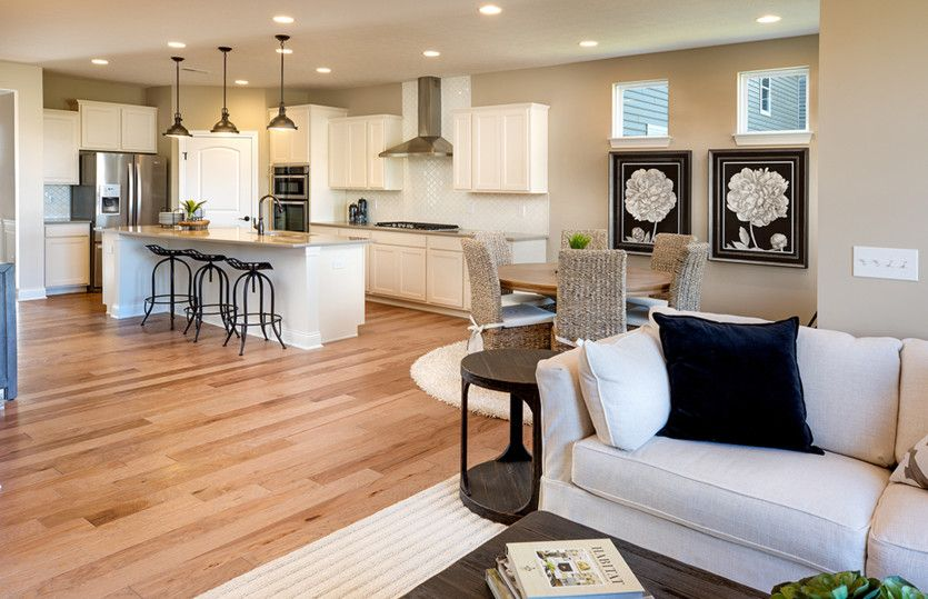Living Area featured in the Castle Rock By Pulte Homes in Columbus, OH