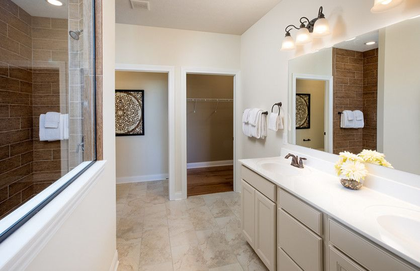 Bathroom featured in the Castle Rock By Pulte Homes in Columbus, OH