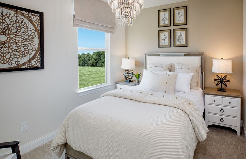 Bedroom featured in the Castle Rock By Pulte Homes in Columbus, OH
