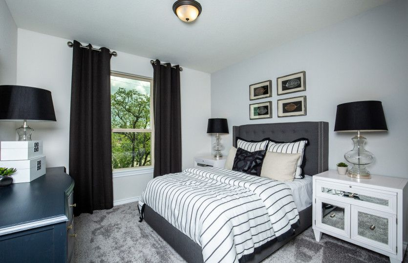 Bedroom featured in the Mathis By Pulte Homes in Houston, TX