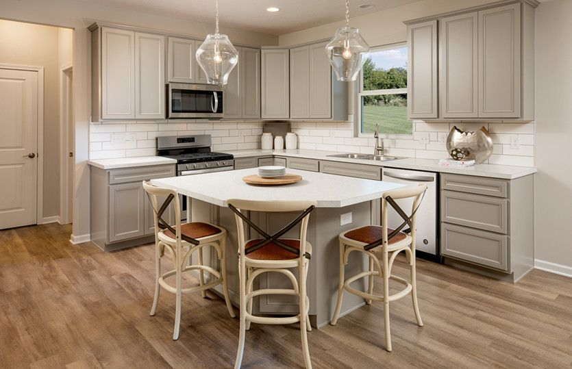 Kitchen featured in the Greenfield By Pulte Homes in Columbus, OH