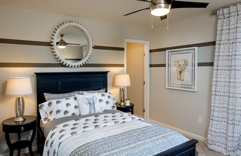 Bedroom featured in the Greenfield By Pulte Homes in Columbus, OH