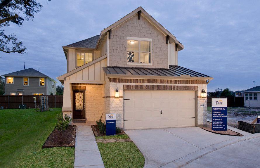 Oak Forest Manor In Houston, TX, New Homes & Floor Plans