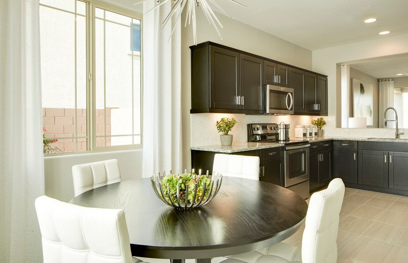 Kitchen featured in the Desert Spoon By Pulte Homes in Phoenix-Mesa, AZ