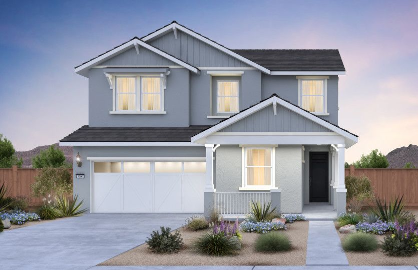 Exterior featured in the Waterville By Pulte Homes in Oakland-Alameda, CA