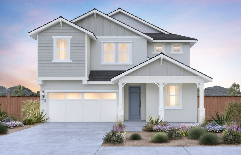 Exterior featured in the Lakeview By Pulte Homes in Oakland-Alameda, CA
