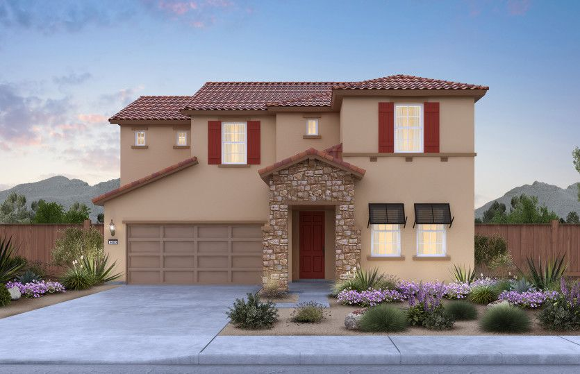Exterior featured in the Quincy By Pulte Homes in Oakland-Alameda, CA