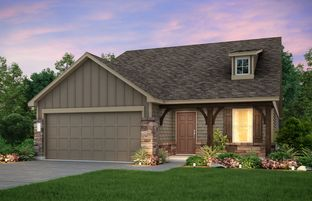 Hewitt - Sunfield: Buda, Texas - Pulte Homes
