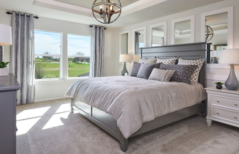 Bedroom featured in the Sandalwood By Pulte Homes in Austin, TX