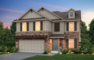 Granville - Sunfield: Buda, Texas - Pulte Homes