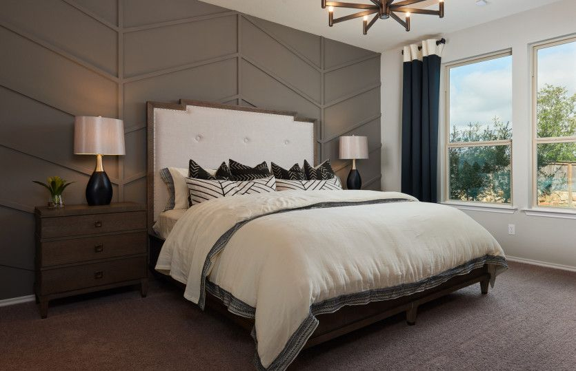 Bedroom featured in the Granville By Pulte Homes in Austin, TX